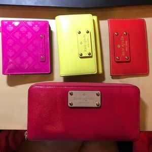 Selling KATE SPADE wallet/card holders